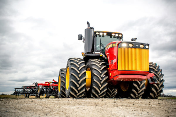 4WD Tractors