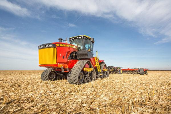 DeltaTrack Tractors