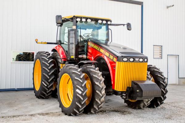 MFWD Tractors